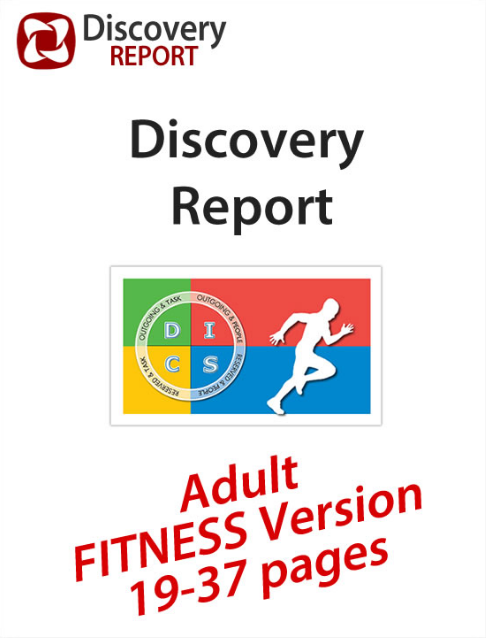 Fitness DISC Personality Profile
