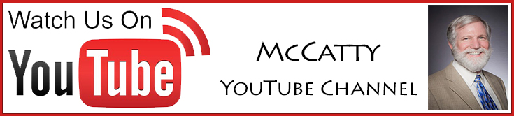 McCatty YouTube Channel
